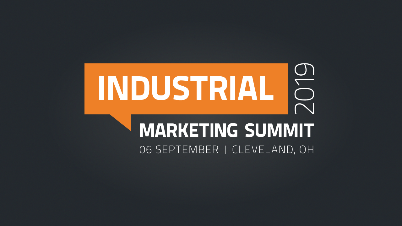 Industrial Marketing Summit 2019