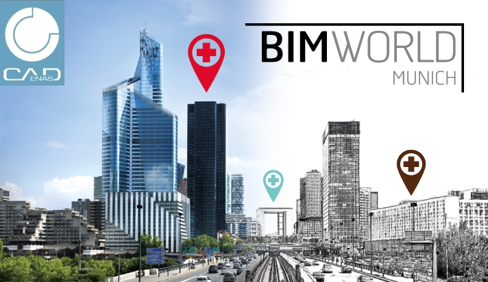 BIM WORLD MUNICH 2020