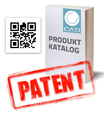 Um Ingenieuren und Herstellern den bestmöglichen Service zukommen zu lassen, meldet CADENAS seine innovativen Produkte und Entwicklungen regelmäßig beim Europäischen Patentamt an.