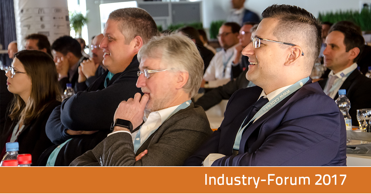 CADENAS Industry-Forum 2017