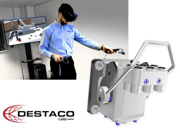 DESTACO - Virtual Reality