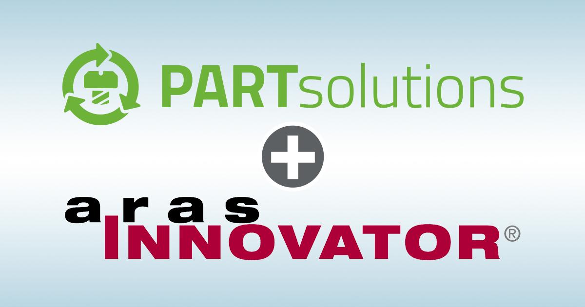PARTsolutions 与 Aras Innovator PLM